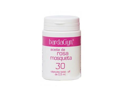 Bardagyn aceite de rosa mosqueta 40cáps 40cáps