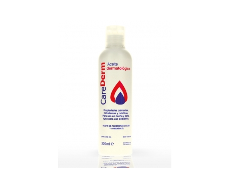Carederm Aceite Dermatologico200 Ml