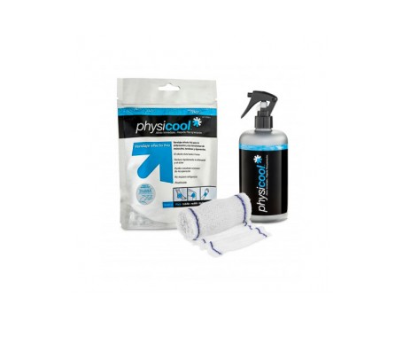 Physicool Vendaje Efecto Frio Pack Spray