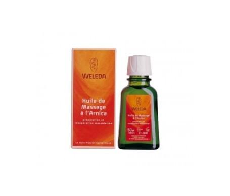 Weleda aceite de masaje con árnica 50ml