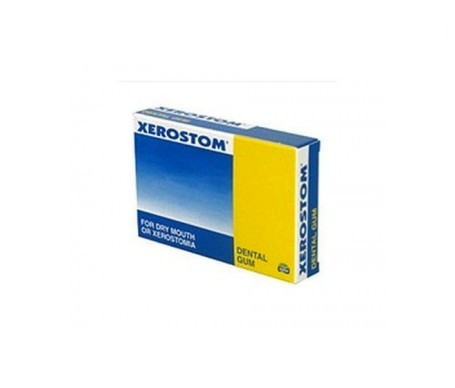 Xerostom chicle dental 10uds