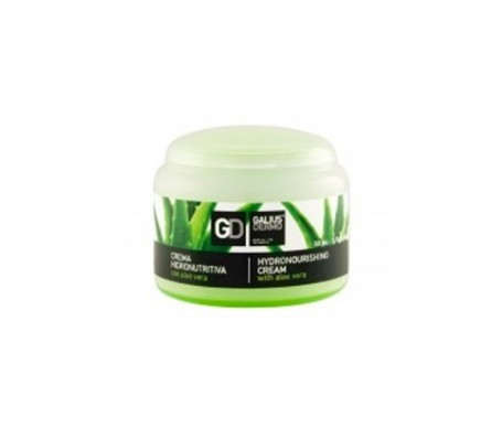 Crema idro nutriente Galius Dermo aloe vera 50ml