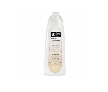 Galius Dermo gel extrasuave 750ml