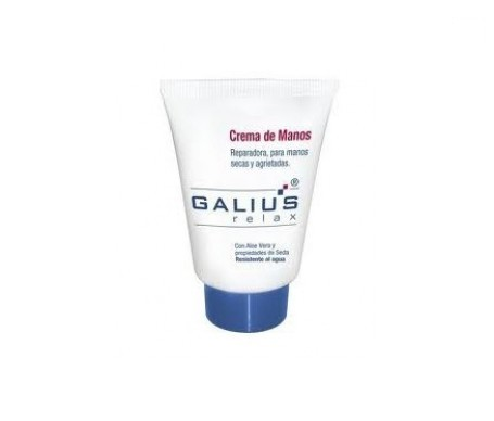 Galius Relax crema de manos 50ml