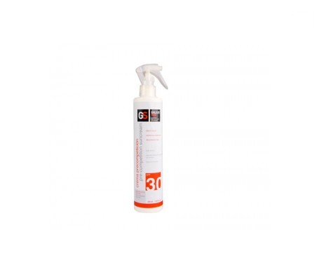 Galius Sun spray précompétition SPF30+ 200ml