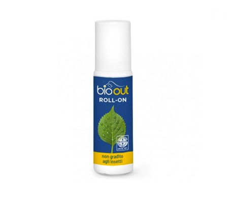 Bioout roll-on relepente de insectos 20ml