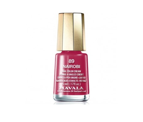 Mavala esmalte Nairobi (color 89) 5ml