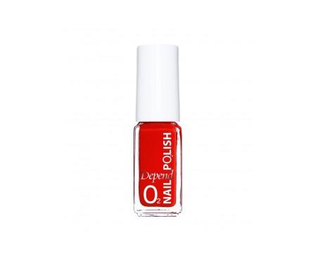 Beter Depend O2 esmalte True Red 1ud