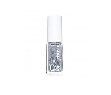 Beter Depend O2 esmalte Glittery Silver 1ud