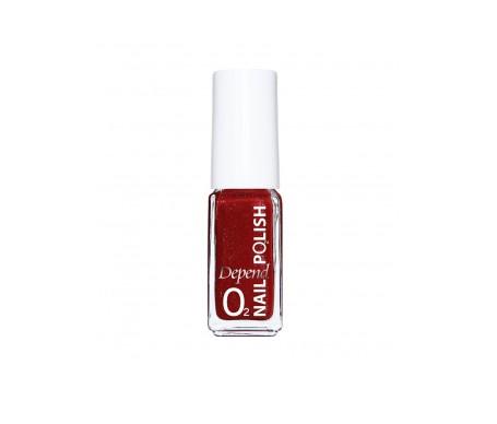Beter Depend O2 esmalte Velvet Red 1ud
