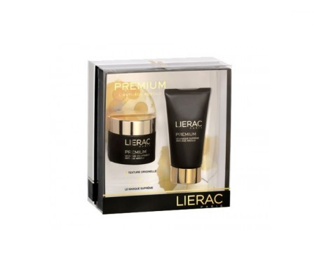 Lierac Premium Chest Voluptueuse cream + supreme mask