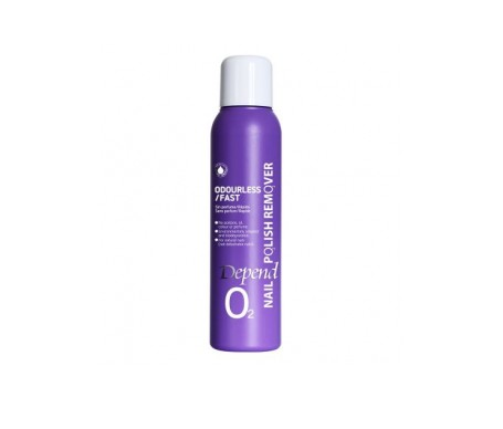 Beter Depend O2 quitaesmaltes sin olor 100ml