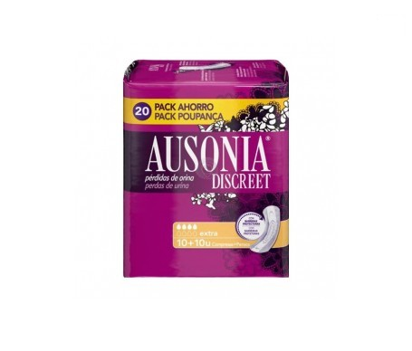 Ausonia Discreet Extra 20uds