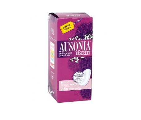 Ausonia Discreet Micro 28uds