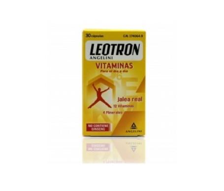 Leotron vitamina 30cáps