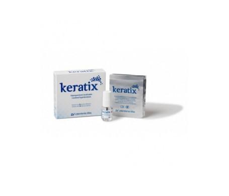 Keratix Solución + 36 Parches de 19 mm