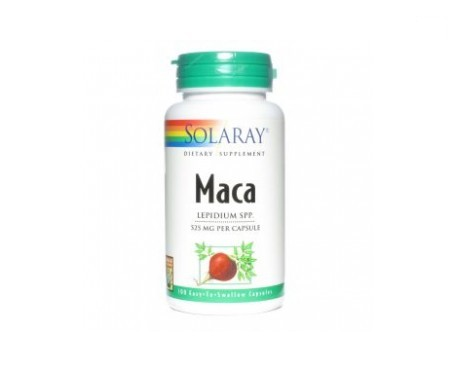 Solaray Maca 525mg 100cáps