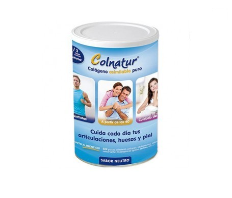 Colnatur Colágeno Hidrolizado sabor neutro 300g