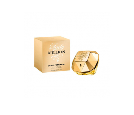Paco Rabbane Lady Million Eau de Parfum 80ml