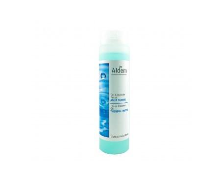 Aldem gel detergente viso per acqua termale 200ml
