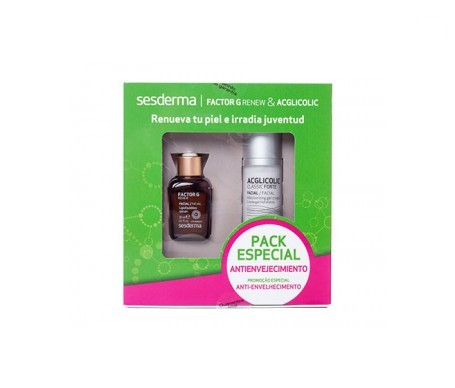 Sesderma Pack Factor G Renew & Acglicolic