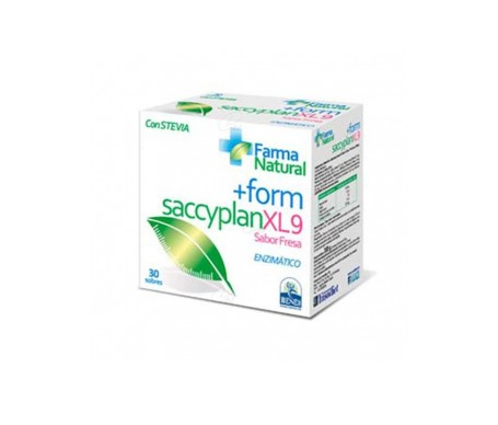 Farmanatural +form saccyplan xl9 30 sobres