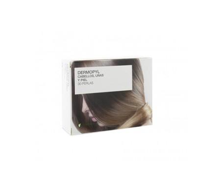 Dermopyl cabello, uñas y piel complex 30 perlas