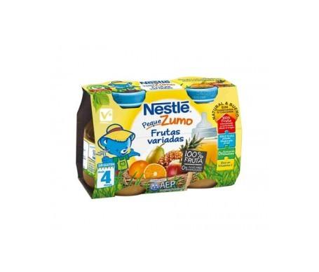 Nestle Zumo Frutas Variadas 2x125ml