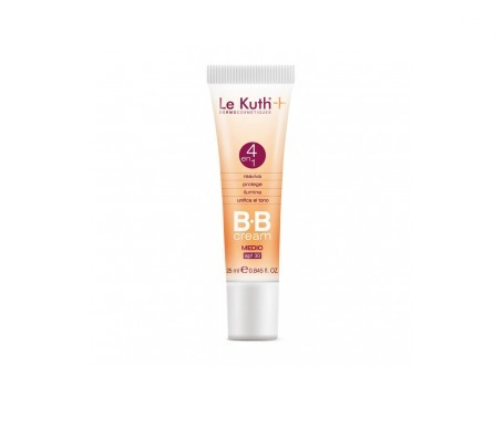 Le Kuth SPF30+ BB cream tono medio 25ml