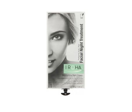 Iroha crema facial night aloe + ácido hialurónico 25g