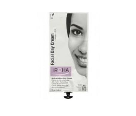 Iroha crema facial day colágeno +Q10 25g