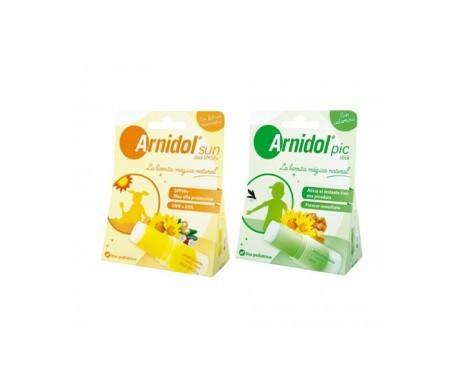 Arnidol® Pic stick 15g + Sun stick 15g