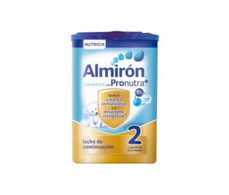 Almirón Advance Con Pronutra 2 800g+800g