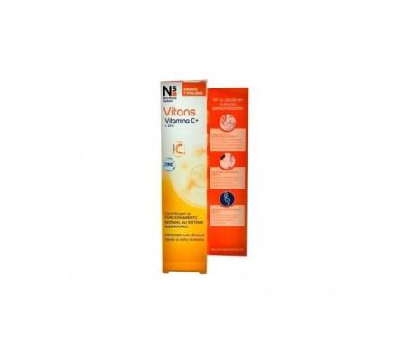 Ns Vitans vitamina C 20comp