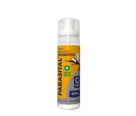 Parasital spray repelente mosquitos 100ml