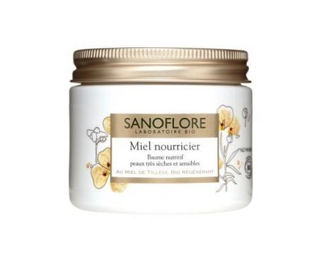 Sanoflore Miel Nutritiva Regeneradora 50 Ml