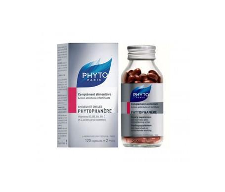 Phyto Phyto Phyto Phyto Phytophanere cheveux et ongles 120caps