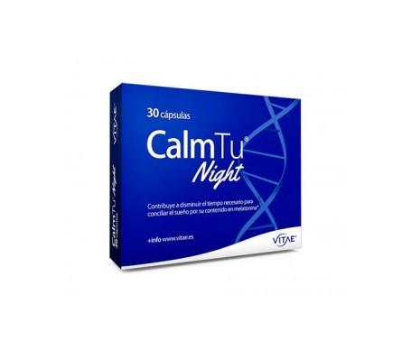 Vitae CalmTu Night 30cáps