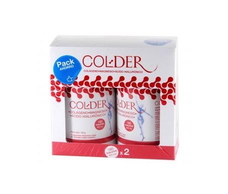 Col-Der Pack colágeno 180comp+180comp