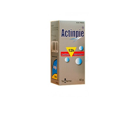 Actinpie 12h desodorante 60g
