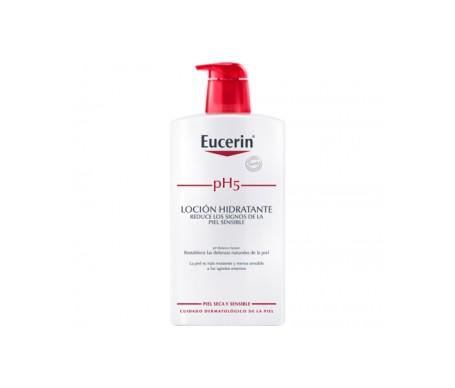 Eucerin® loción piel sensible pH5 1l