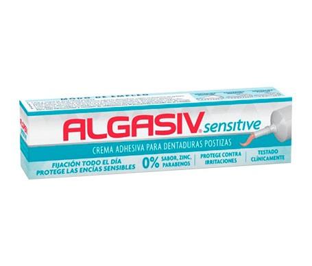 Algasiv Sensitive crema adhesiva dentadura postiza 40g