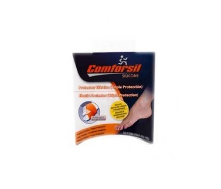 Comforsil silicona protector elástico T-S 1ud