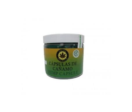 Stevia Premium capsules de chanvre 150 pcs
