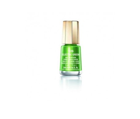Mavala Color Electric Green Nº126 5ml
