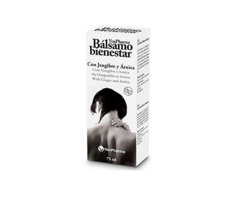 Venpharma Balsamo Bienestar Muscular 75ml