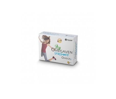 Venpharma Omegaven Wellness Omega 3  60 Comprimidos