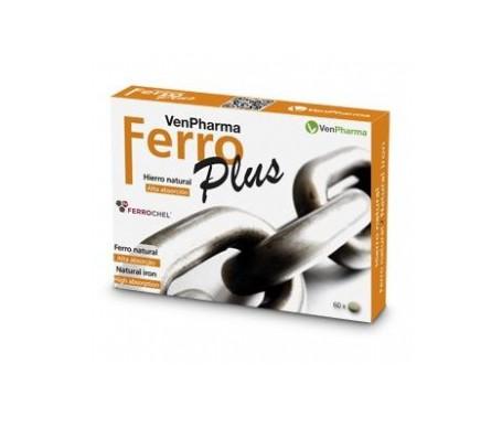 Venpharma ferro plus 60comp