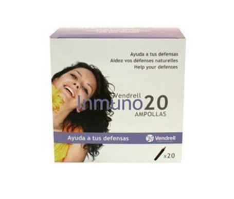Venpharma inmuno 20amp