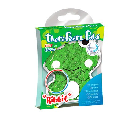 Thera Pearl frío-calor pals frog 1ud